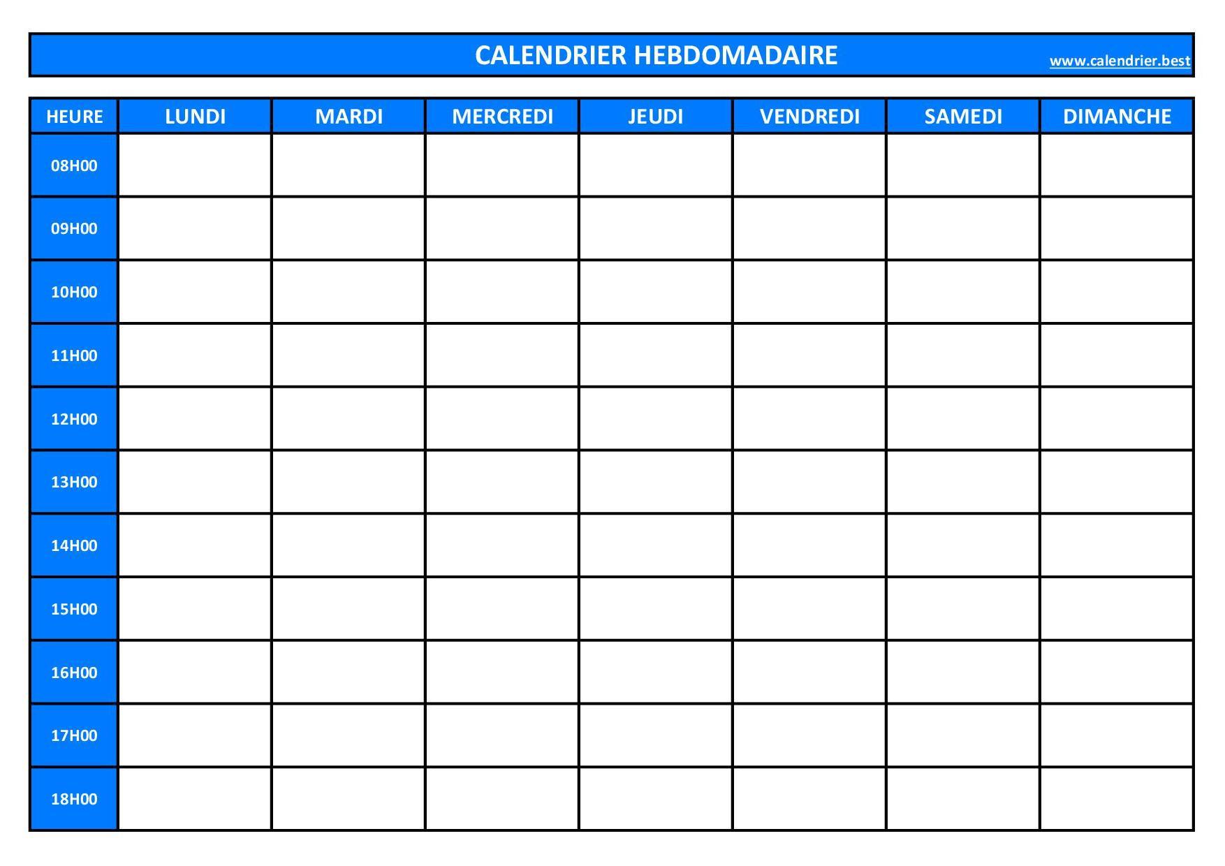 Calendrier Best Calendriers 2020 A Imprimer Gratuitement