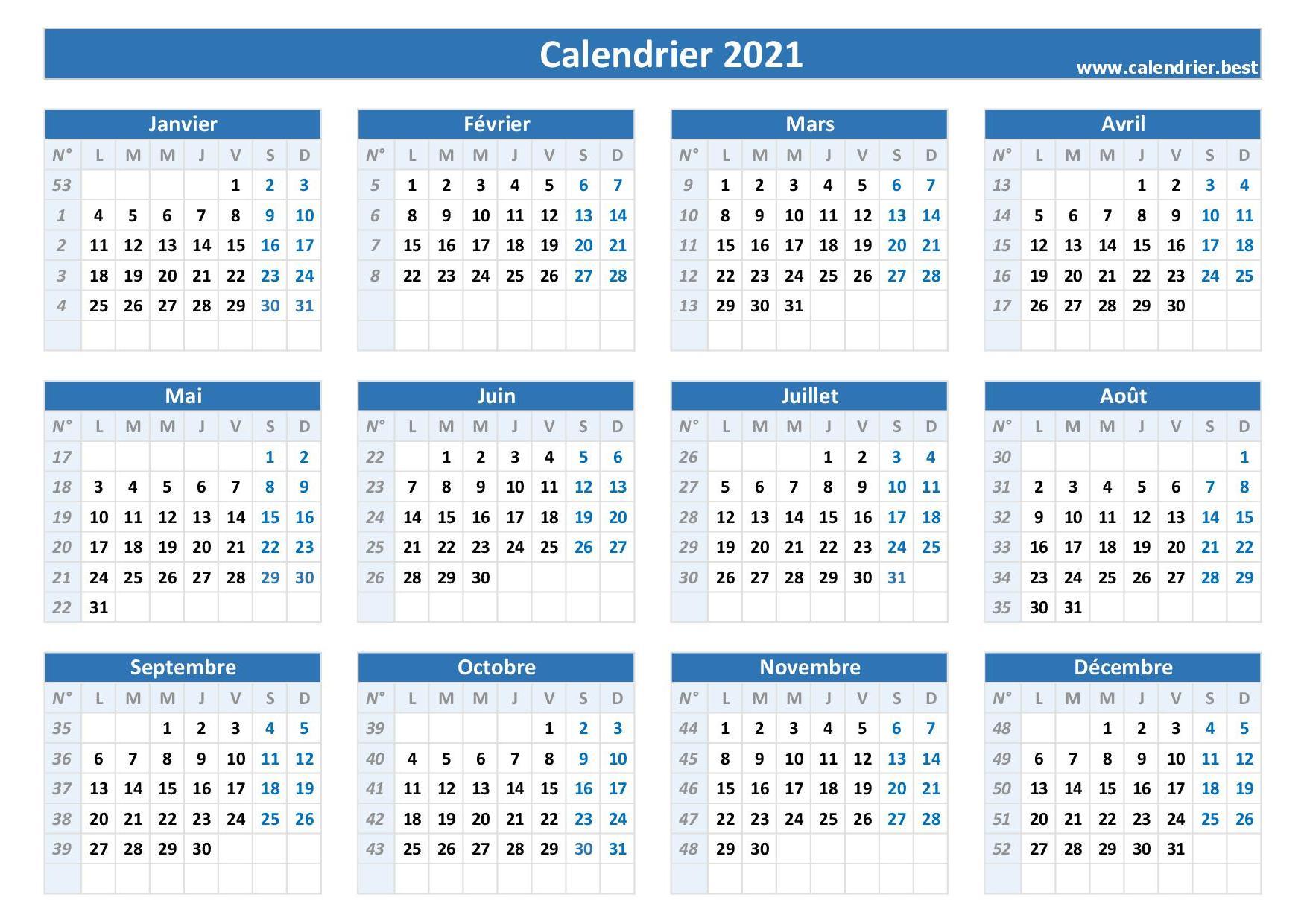 Semaine paire et impaire 2021  Calendrier.best