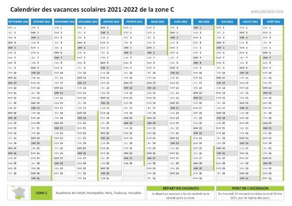 Calendrier Scolaire 2022 Montpellier Vacances scolaires 2020 2021 et 2021 2022 Montpellier : dates et