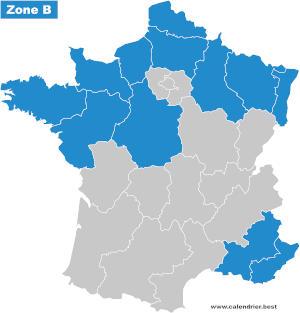 Vacances scolaires 2020 2021 et 2021 2022 Nantes : dates et calendrier